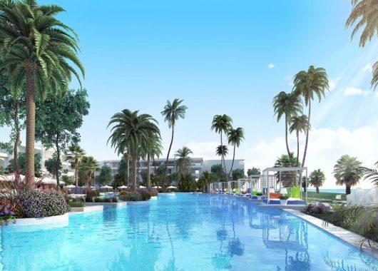 1 Woche Tunesien im neuen 4,5* Hotel mit All In, Flug, Rail&Fly und Transfer ab 386€