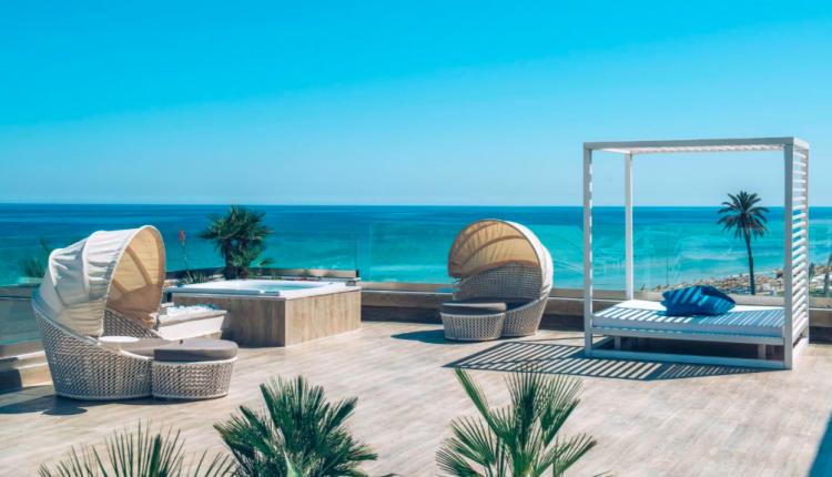 1 Woche Tunesien im neuen 4,5* Hotel mit All In, Flug, Rail&Fly und Transfer ab 369€