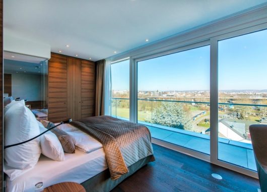 3 Tage im neuen 4,5* Hotel in Koblenz inkl. Moselblick, Frühstück, Dinner & Spa ab 179€