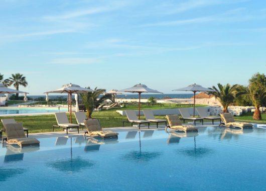 1 Woche Tunesien im 5* Hotel inkl. HP, Flug, Rail&Fly und Transfer ab 339€