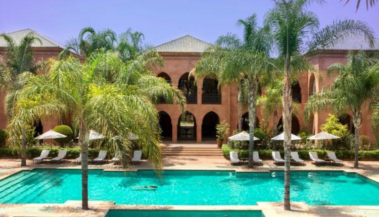 Luxus in Marrakesch: 5 Tage im 5* Hotel inkl. Frühstück und Flug ab 455€