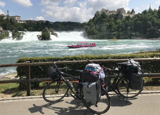 Unsere Radreise 2019: Teil 1 – Der Rheinradweg von Koblenz bis zum Bodensee