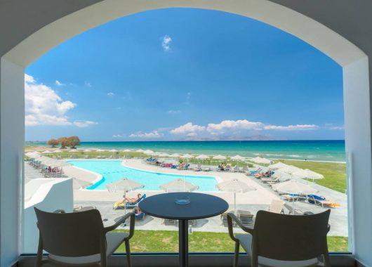 ab April/Mai 2020: 1 Woche Kos im 4* Hotel inkl. Halbpension, Flug und Transfer für 369€