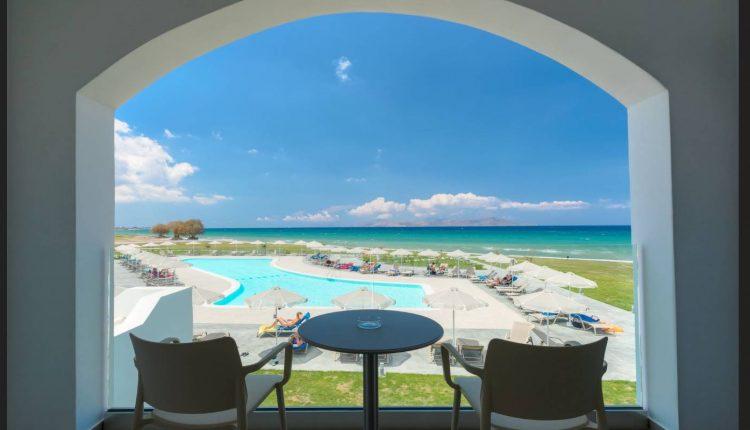 1 Woche Kos im 4* Hotel inkl. Halbpension, Flug, Rail&Fly und Transfer für 387€