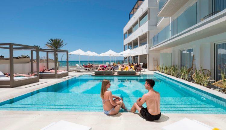 Playa de Palma: 1 Woche im neuen 3* Hotel inkl. HP, Flug & Transfer ab 354€