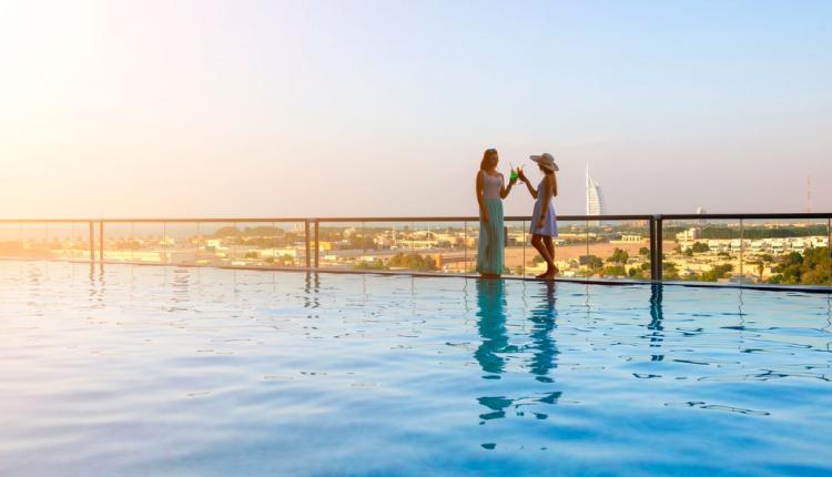 1 Woche Dubai im 4* Hotel inkl. Frühstück, Flug, Rail&Fly und Transfer ab 499€
