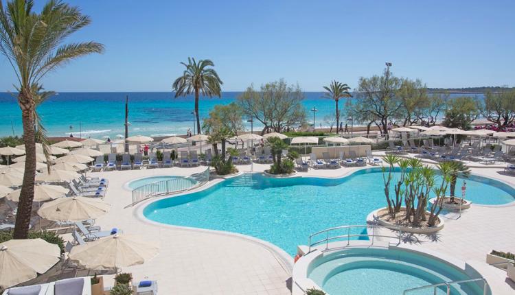 1 Woche Mallorca im 4* Hotel inkl. HP, Flug, Rail&Fly und Transfer ab 369€