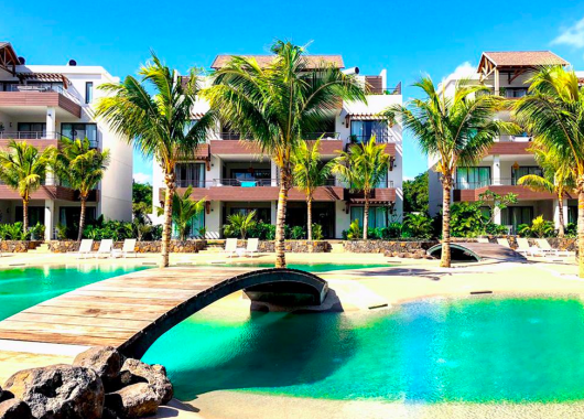 10 Tage Mauritius im 4* Apartment inkl. Frühstück, Flug, Rail&Fly und Transfer ab 1294€