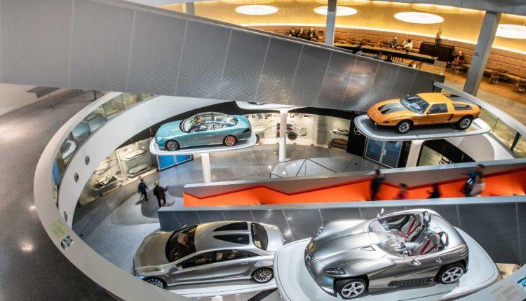 Eintritt ins Mercedes-Benz Museum in Stuttgart inkl. Übernachtung, Frühstück & Wellness ab 49€