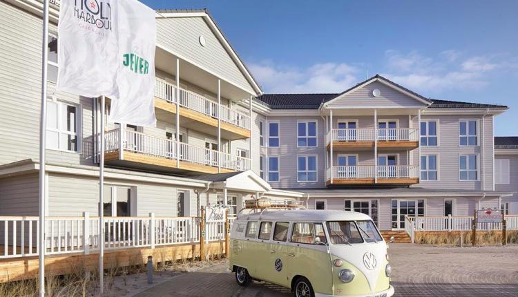 3 Tage im Beach Motel Heiligenhafen inkl. Seeblick, Frühstück und Wellness ab 159€ pro Person