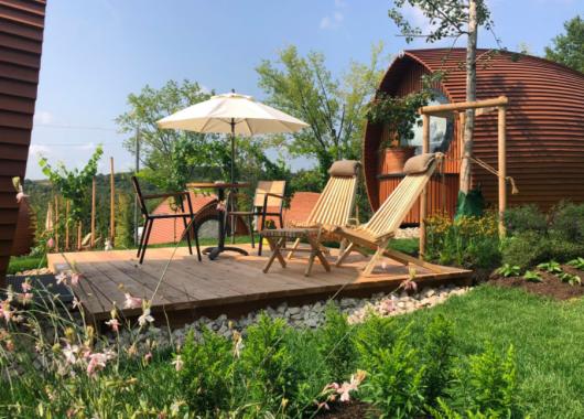 3 Tage im Glamping Resort Biosphäre Bliesgau inkl. Frühstück und Saarland Card ab 99€