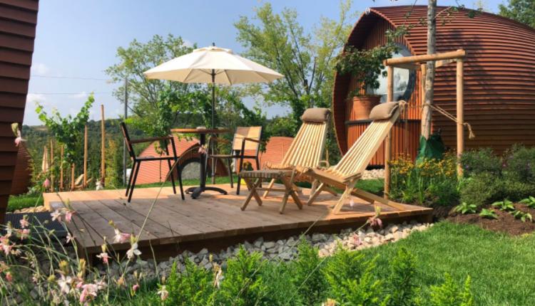 3 Tage im Glamping Resort Biosphäre Bliesgau inkl. Frühstück und Saarland Card ab 139€