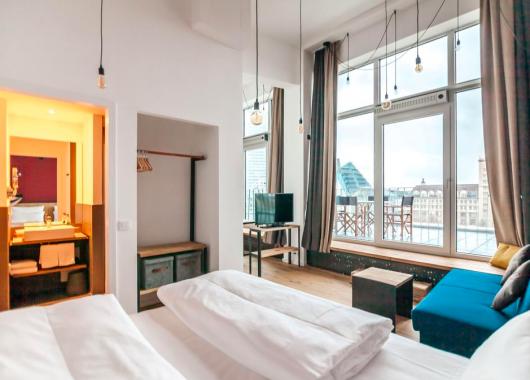 3 Tage im Apartment Felix Suiten Leipzig inkl. Frühstück ab 79€ pro Person