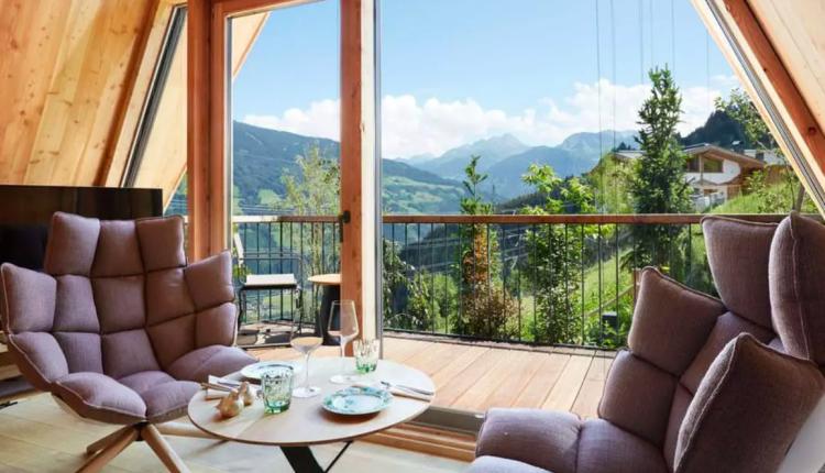 5* Luxus Chalets im Zillertal: 2 Nächte inkl. Alm-Frühstück, Dinner und Wellness ab 279€