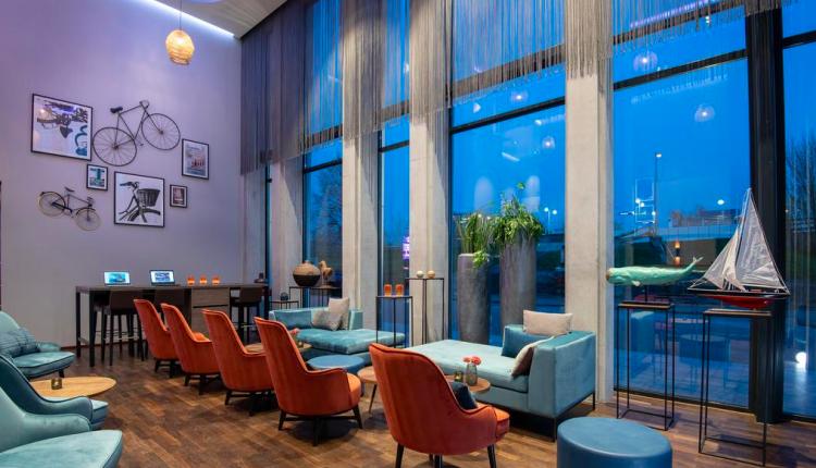 Amsterdam: Übernachtung im neuen 4* Hotel inkl. Frühstück & Parkplatz ab 89€ p. P.