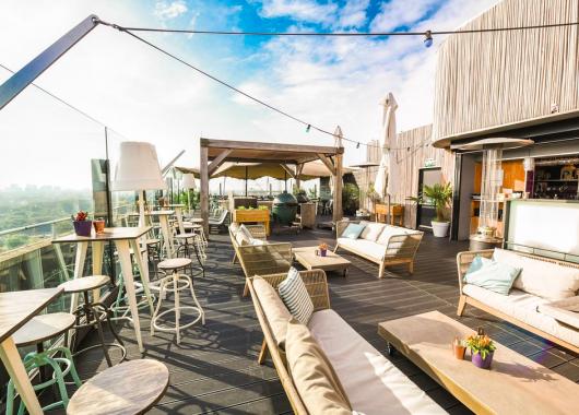 Amsterdam: 4* Hotel inkl. Frühstück und Parkplatz ab 89€ pro Person