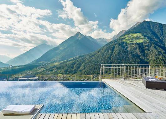 Südtirol: 3 Tage im 4* Hotel Alpin in Schenna inkl. Verwöhnpension, Spa & Extras ab 209€ pro Person