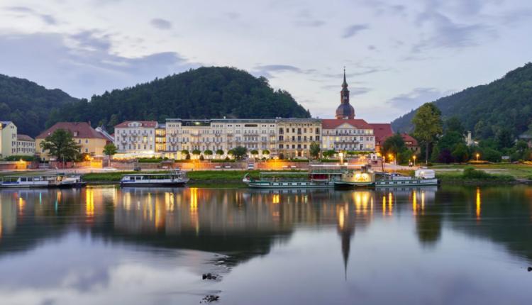 Auszeit in der Sächsischen Schweiz: 3 Tage im 5* Hotel inkl. Frühstück, Dinner & Toskana Therme ab 169€