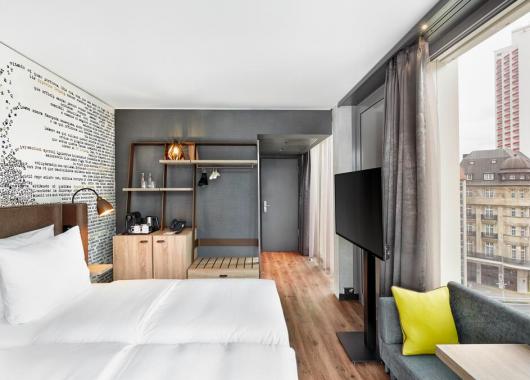 Übernachtung im 5* Hyperion Hotel Leipzig inkl. Frühstück und Spa für 109€ (2 Personen)