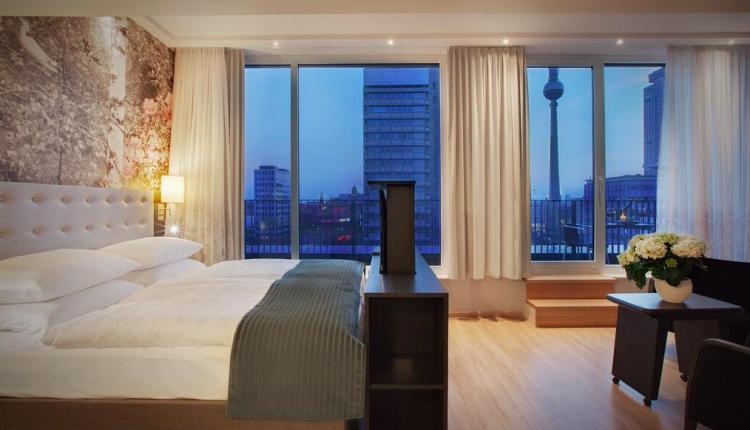 Übernachtung im Holiday Inn Berlin – Centre Alexanderplatz inkl. Frühstück ab 44,99€ p. P.