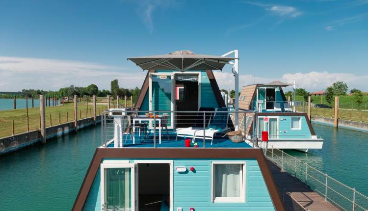 Italien 2021: 4 Tage Urlaub im Hausboot in Lignano Sabbiadoro ab 174€ pro Person