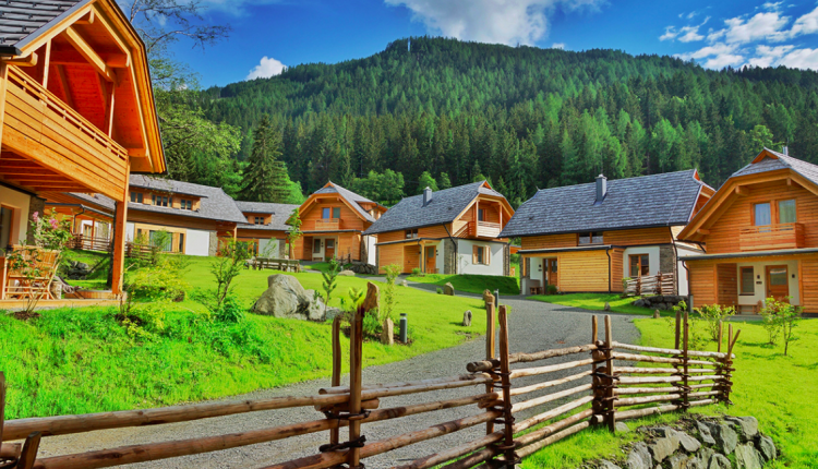 Kärnten: 4 Tage im Chalet mit Sauna, Kamin & Frühstücksservice– 948€ für 4 Personen