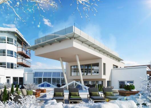 4 Tage Tirol im 4,5* Hotel inkl. Vollpension und AlpinSPA für 294€ pro Person