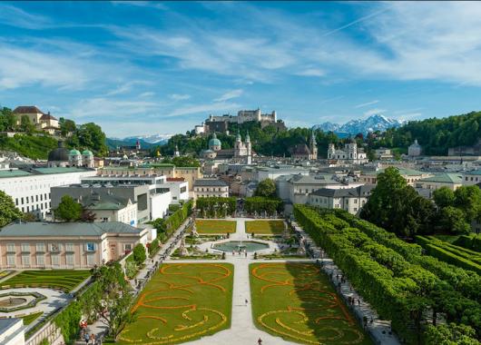 3 bis 4 Tage Kurzurlaub in der Mozartstadt Salzburg im 4-Sterne Hotel ab 84,99 € pro Person