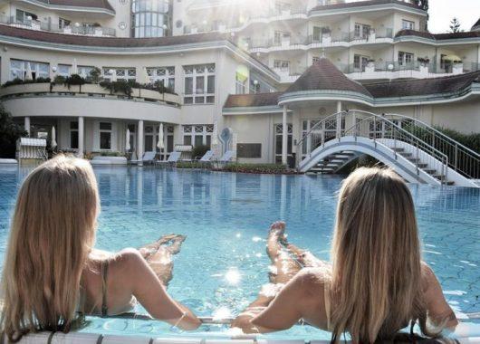 3 bis 4 Tage luxuriöser Wellnessurlaub in Österreich im 4* Superior Hotel ab 149,99€ pro Person