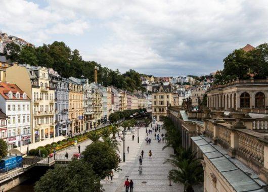 3 bis 4 Tage Wellnessurlaub im berühmten Kurort Karlsbad ab 59,99 € pro Person