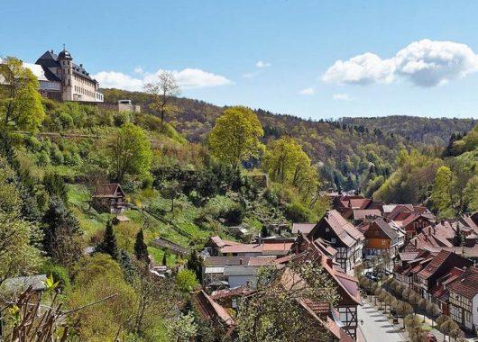 4 bis 5 Tage Erholungsurlaub im schönen Harz ab 89,99 € pro Person