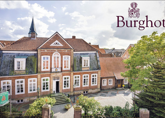 3 bis 4 Tage Erlebnisurlaub im historischen Burghotel im Emsland ab 79,99€ pro Person