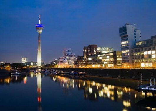 Städtetrip nach Düsseldorf: 2 Tage im Top bewerteten 3* Hotel inkl. Frühstück ab 34,99€ pro Person